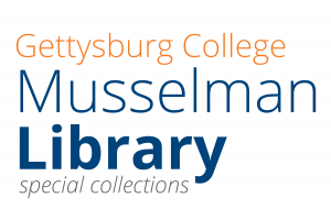 Gettysburg College Musselman Library Special Collections