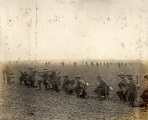 A New Zealand Trench Mortar gun team train in 1917. https://www.stuff.co.nz/manawatu-standard/lifestyle/93473672/wwi-victoria-cross-winner-a-modest-man